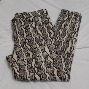 Wild Fable Snake Print Pants